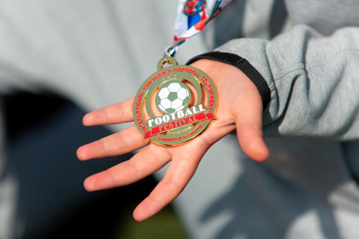 медаль фестиваль